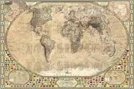 The World Map Labeled by The World Tanezrouft By Jaysimons On Deviantart