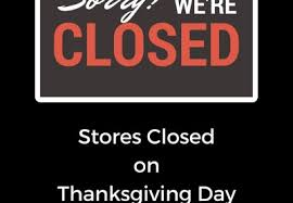 Thanksgiving Stores Closed Holidays 2015 Archives Journeys With Jenn