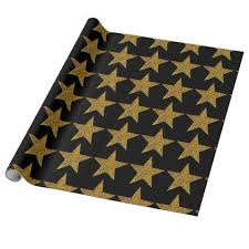 matte black wrapping paper black matte wrapping paper with glitter gold glitter