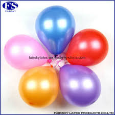 cheap balloons china cheap 10 inch pearly color balloons for advertisement