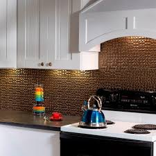 fasade 24 in x 18 in waves pvc decorative tile backsplash in oil