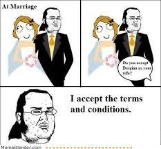 Geek Meme - a geek wedding meme collection