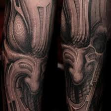 tattoos com paul booth demon design
