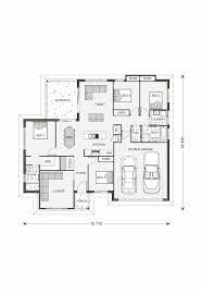 Impressive 4 Bedroom House Plans Terrific Wide Frontage House Plans Of Designs Creative Home