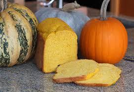 Yeast For Bread Machines Bread Machine Pumpkin Quick Bread Recipe
