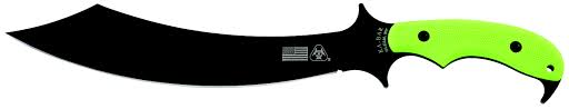 ka bar zombie swabbie 5706 made in the usa zombies