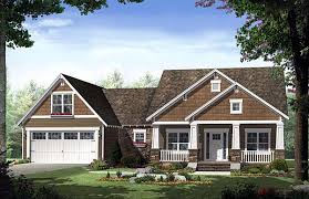 craftsman style ranch home plans craftsman with 3 bedrooms and 2 5 baths house plan 1895 direct