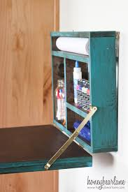diy folding train table brilliant flip down desk within painted fold honeybear lane