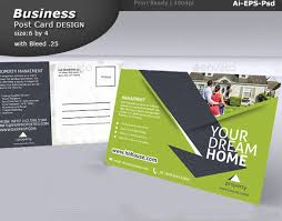 26 postcard design templates u2013 free sample example format