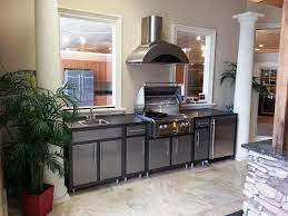 kitchen new lowes outdoor kitchen cabinets popular home design