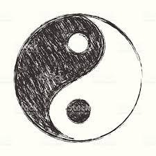 yin yang stock vector art 495703189 istock