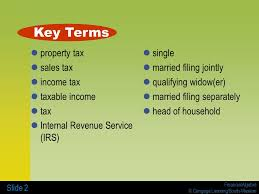 7 1 tax tables worksheets and schedules ppt video online download