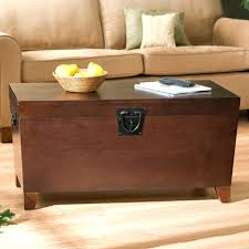 Coffee Table Box Wonderful Treasure Chest Coffee Table Box Rustic Trunk Oak