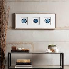 canvas and framed wall art designer living