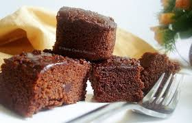 eggless moist chocolate cake home cooks recipe