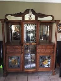 victorian tiger oak buffet like the top the bottom of our