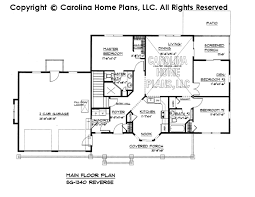 craftsman open floor plans small craftsman style house plan sg 1340 sq ft affordable small