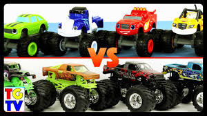 monster trucks videos digger monster truck videos youtube patrol nickelodeon u scale