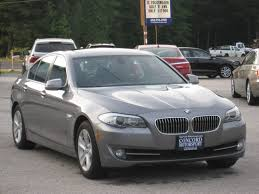 2012 used bmw 5 series 528i xdrive at concord motorsport serving