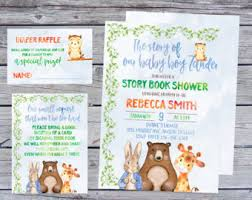 storybook themed baby shower story book templates endo re enhance dental co