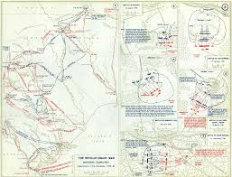 Awc Map Southern Campaign Of The Rev War Main Page