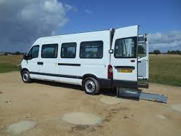 renault master minibus 2006 renault master 8 seater disabled passenger minibus julian brunt
