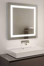 illuminated shaving mirror for bathroom led shaver mirror