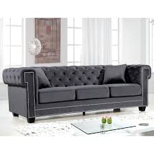 sofas awesome velvet sectional sofa with chaise en ingles how to
