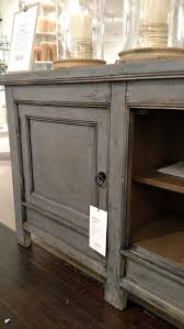 console tables pottery barn molucca media console table cabinet