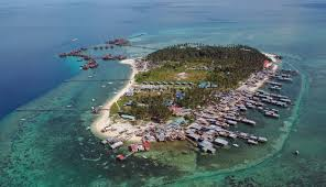 mabul island a haven for divers and sea lovers in sabah malaysia