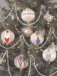 plastic canvas ornaments balls