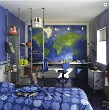 chambre ado gar n photo deco chambre ado garcon bleu gris
