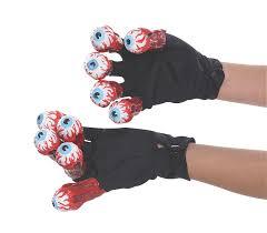 amazon com rubie u0027s costume men u0027s beetlejuice gloves with