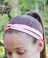 yoga headband tutorial creating laura diy ombre headband