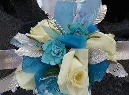 Turquoise Corsage Miklus Florist Miklus Florist