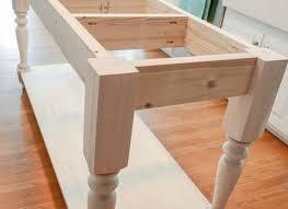 build your own kitchen island kitchen island table plans brilliant kitchen island table ideas