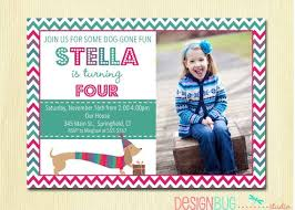 awesome 4 years old birthday invitations wording get more