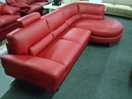 sofa awesome red leather sofa sofas