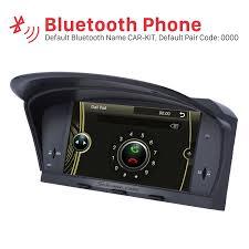 5 series e60 gps navigation with radio bluetooth ipod