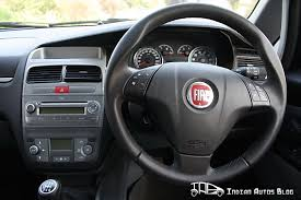 Grande Punto Interior Fiat Punto 1 4 Interior Review