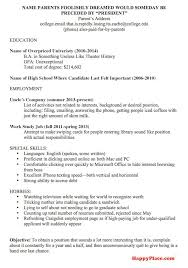 Desired Position Resume Examples This Thesis Aims To Your Objective And Resume Summary New Material