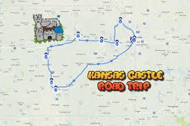 Map Of Manhattan Kansas This Road Trip To Kansas U0027s Most Majestic Castles Is Like Something