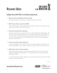 some exles of resume resume exles of resumes objectives
