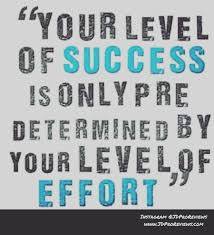 quotes for weight loss success keep up the effort and it will pay off ambition determination
