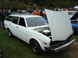 classic subaru wagon z car blog post topic rotary love u2026rob u0027s mazda rx 4 wagon