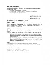 Examples Of Amazing Cover Letters The Most Amazing Cover Letter Sample Kind Attention Job Sample