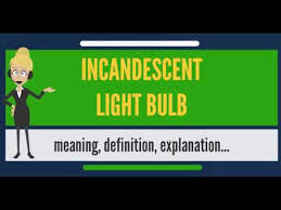 green light bulb meaning what is incandescent light bulb what does incandescent light bulb