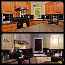 refinishing kitchen cabinets ideas best 25 refinished kitchen cabinets ideas on painting