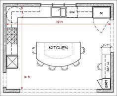 l shaped kitchen floor plans with island engaging small l shaped kitchen layouts layout and decorating