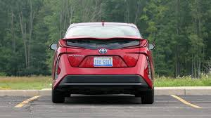 toyota makes 2017 toyota prius prime test drive review